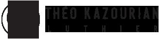 Théo Kazourian Luthier Montréal Logo